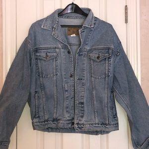 Vintage Mint condition Gap Men's Large jean jacket